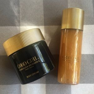 Carolina Herrera Body Cream & Leg Elixir 3.4 oz